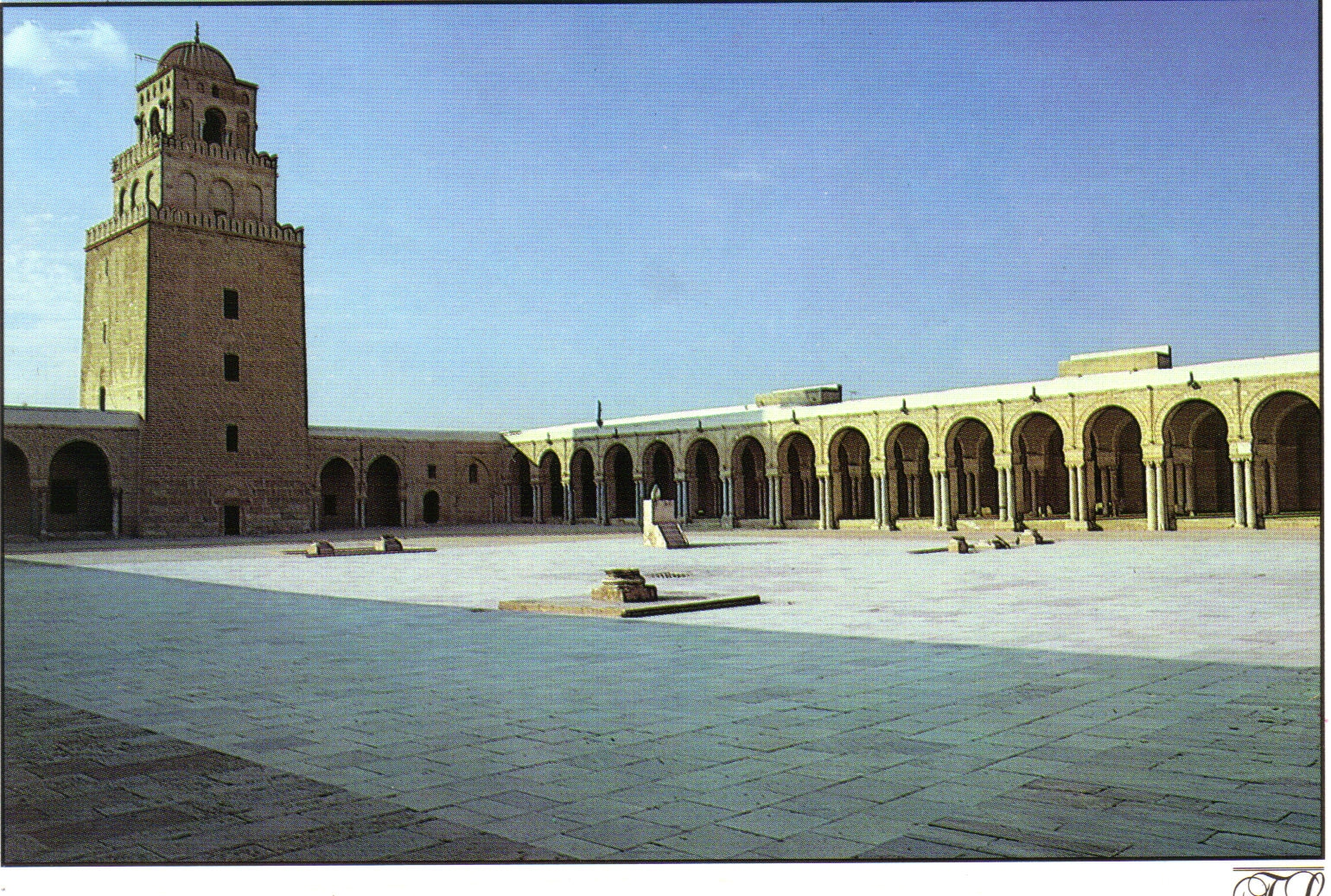 Kairouan Mosque Fes The Great Mosque of Kairouan